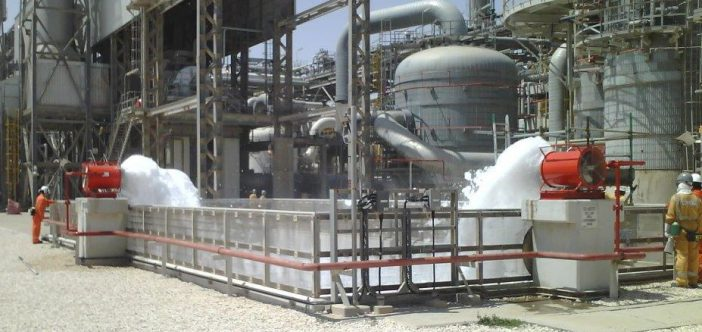 High Expansion Foam Generators Nationalfoam