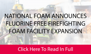 Fluorine Free Firefighting Foam Facility Expansion