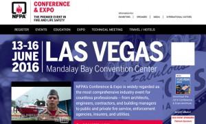 Visit us NFPA Las Vegas