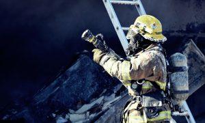 Municipal Firefighting Fluorine Free Foam